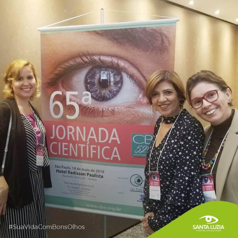 Nossas Pediatras na 65a Jornada Científica