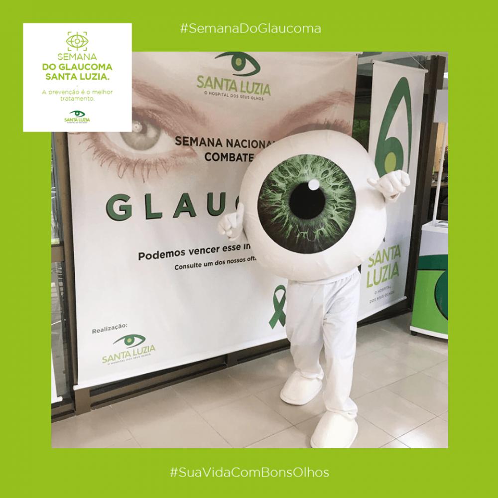 Semana nacional do combate ao Glaucoma